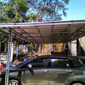 kanopi rumah minimallis