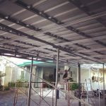 Harga Kanopi Baja Ringan untuk Garasi Rumah WA.0822-14146314