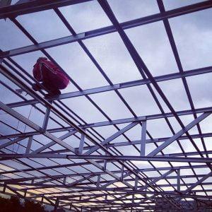 harga atap baja ringan