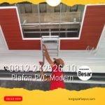 Harga Plafon Pvc Per Meter Persegi Bandung WA.0822-14146314